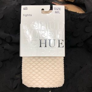 New Hue faux fishnet rights M/L